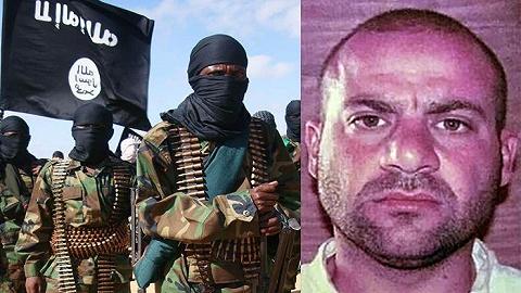 """伊拉克安全部队:被捕的巴格达迪""""继承人""""曾负责为ISIS生产毒气"""