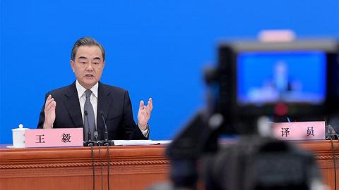 """王毅回應""""戰狼外交"""":中國人是有原則、有骨氣的"""