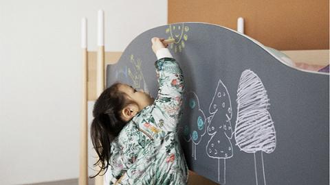 把家变成游乐园,这些儿童家具为孩子们的想象力留出了足够空间