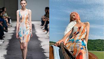 網紅張林超一個月內兩次被設計師服裝品牌控訴抄襲