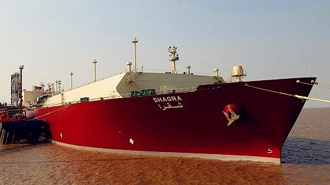 中國進口LNG價格創三年來新低