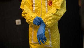 埃博拉疫情卷土重来,我们还有最后一道防线