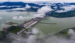 三峡、葛洲坝等四座水电站共82台机组,今年首次全开运行