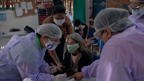 张文宏预测今冬迎第二波疫情,泰姬陵将重开限流5000,巴西卫生部长已空缺50天|国际疫情观察(7月5日)