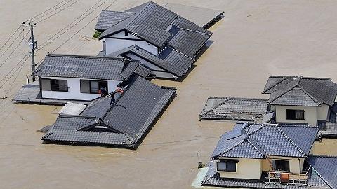 熊本县持续暴雨引发泥石流,已致5人死亡16人心肺停止