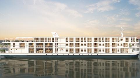 维京游轮将在湄公河流域布局全新河轮,计划 2021 年首航