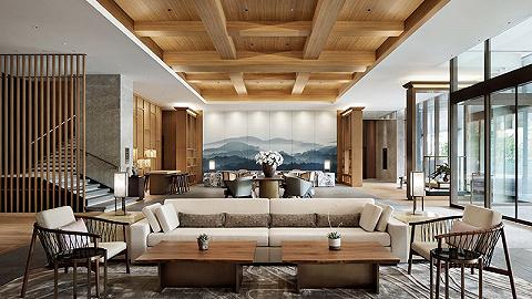 新酒店   日本首家 JW 万豪酒店入驻奈良古都,特色民俗设计展现迤逦景色