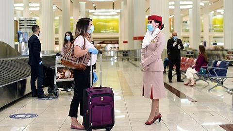 阿联酋航空成为全球首家为乘客承担疫情相关费用的航司