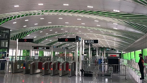 杭州与绍兴地铁将实现站内换乘,杭绍同城再进一步