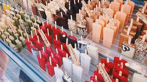 赶快,这些冰淇凌再不试就要等到明年了 上海买吃逛