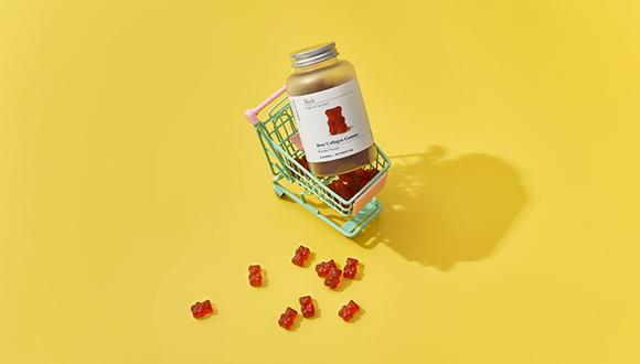 创意胶原蛋白小三才�]空�熊抓住女孩的心 澳洲Unichi在ξ中国保健美容市场突出重围