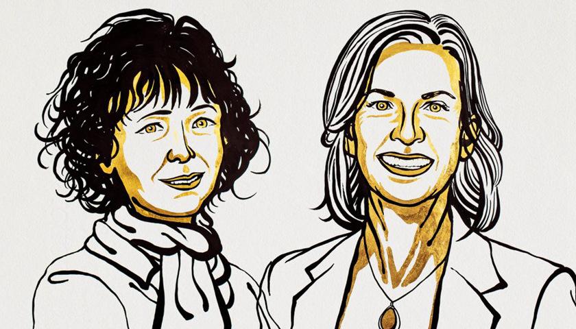 """""""重写生命密码"""":美法两位女科学家因基因编辑获化学诺奖插图1"""