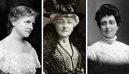 怪诞的是,那些写怪诞故事的女作家与她们的作品一同消失了