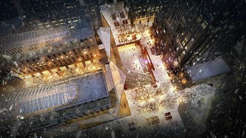 投资10亿美元、全球首发,洛克菲勒艺术中心落地上海|进博会始发站
