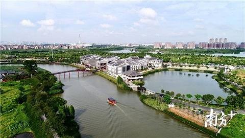 """东莞经济增长转正背后的""""镇能量"""""""