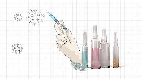 數據 | 新冠疫苗最快年底接種?超4成還處在臨床試驗一期