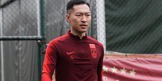 专访江苏苏宁队队长吴曦:希望下次流泪是国足打进世界杯之时