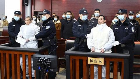 江苏淮安重大暴力袭警案宣判,两名主犯被判死刑