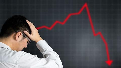 受债市波动影响,青银理财两只产品刚成立就跌破净值