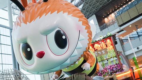 你爱的潮流玩具连锁店要上市了,泡泡玛特赴港IPO拟募资最多52亿元