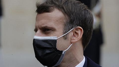 馬克龍確診感染新冠,一周內曾會見多名外國政要