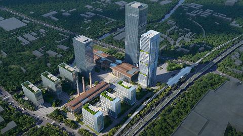 上海这一城市副中心十大产业项目今日开工,总投资135.6亿元