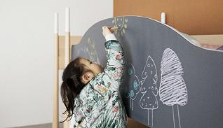 把家變成游樂園,這些兒童家具為孩子們的想象力留出了足夠空間