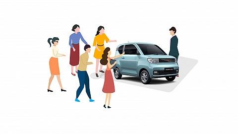 数据 | 宏光MINI EV这款新能源汽车成爆款,60%车主为女性