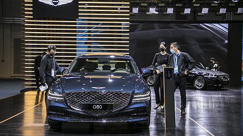 诞生自全新e-GMP电动平台,捷尼塞斯首款纯电动车型将在2021年内发布 | 新车