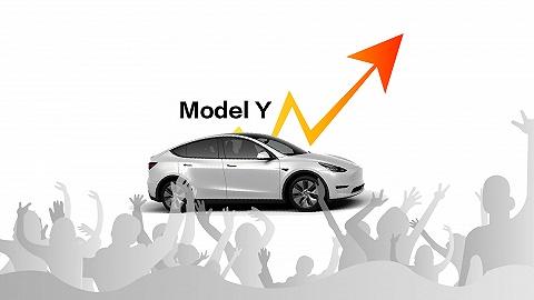 数据 | Model Y人气或超Model 3,两车型占特斯拉总销量近9成