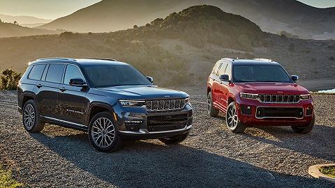 """""""硬汉""""王石代言过的Jeep大切诺基,现在迎来了全新一代"""