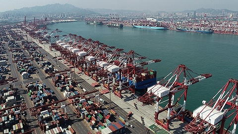 2020年金贝棋牌首页出口增长3.6%,贸易顺差创5年新高
