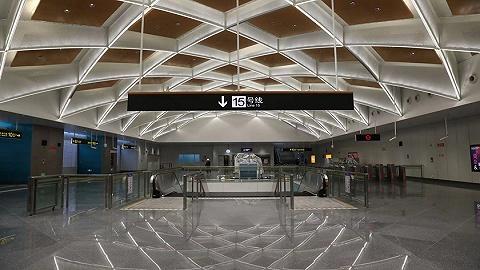 """上海西部轨交""""大动脉""""15号线春节前开通运营"""