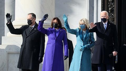 拜登就职日盘点:特朗普缺席,Lady Gaga献唱,美国重回巴黎协定