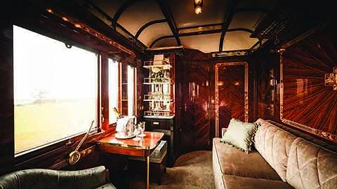 """重現火車旅行的懷舊時光,貝夢德推出全新""""歐洲壯游之旅"""""""