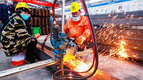 春节因素扰动,2月中国制造业PMI创九个月最低