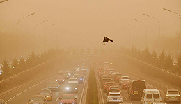 中国北方12省市遭遇近10年最强沙尘,黑色系商品普跌