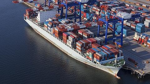 快看 | 中远海运与安徽港航在全国内河港口实现区块链无纸化进口放货