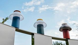 從家里直接帶去宿營,HAY上新便攜式獨立燈 | 設計帶來幸福感