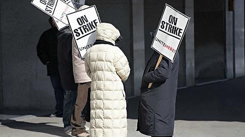 """被亚马逊等巨头""""嫌弃""""的工会,为什么连员工也不想加入?"""