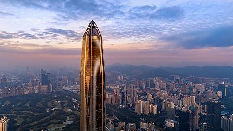深圳平安金融中心觀光層榮獲人民日報人民文旅權威獎項