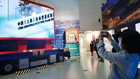 【续写更多春天的故事 走进经济特区国家级新区】上海浦东开发开放30周年主题展...