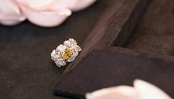 圣羅蘭2021冬季女裝系列鋒芒畢露,CINDY CHAO傳奇粉鉆系列兼具藝術與收藏價值丨是日美好事物