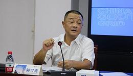 南方电网党组巡视组副组长郭可青被调查