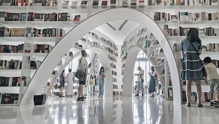 摩登5平台沪上网红书店将参展中国品牌日活动,为什么它值得打卡?