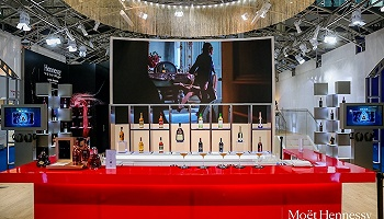 【专访】LVMH 大中华区总裁吴越:支持扩大开放,酩悦轩尼诗将携手中国市场一起成长