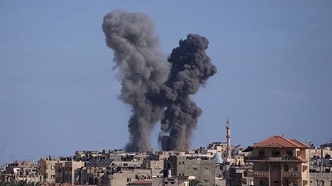 以色列改口称地面部队尚未进入加沙,黎巴嫩火箭弹加入战场