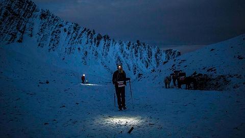 【图集】冻雨、暴雪、泥浆、高原:你所不知道的户外越野运动