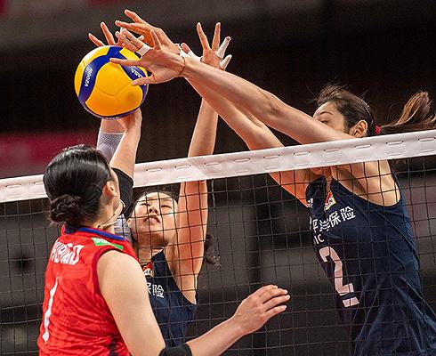 练兵之旅连尝败绩,中国女排暴露板凳深度问题