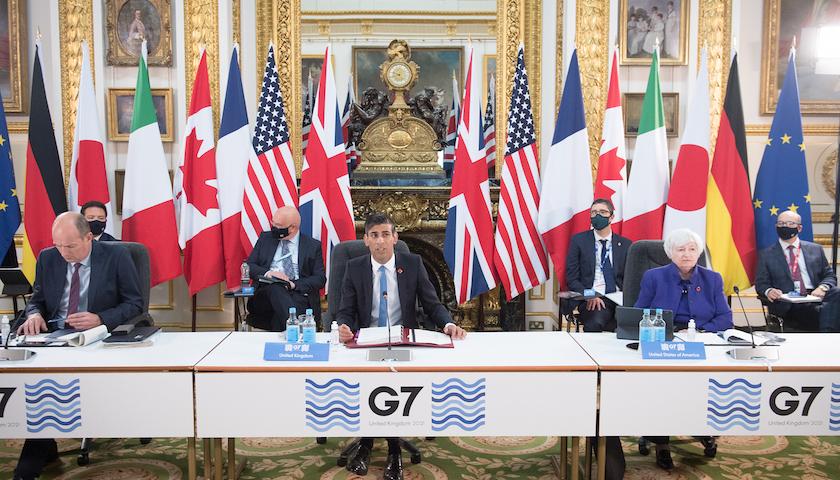 """G7接近同意最低企业税率15%,""""避税天堂""""将不复存在?"""